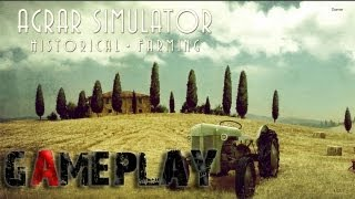 Agricultural Simulator: Historical Farming 2012 Gameplay (PC/HD)