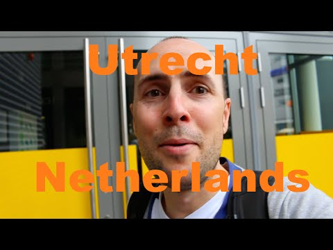 Utrecht Netherlands Travel Vlog Dutchified
