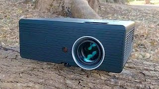 HD 1080P Video Projector : Unboxing & Review