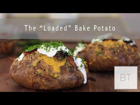 The Loaded Baked Potato