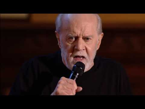 George Carlin – Stand Up About Religion