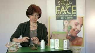 видео Натуральные шампуни для волос серии
