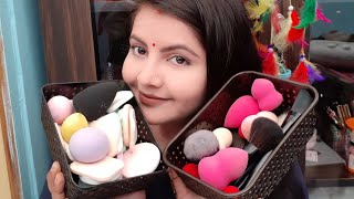 My makeup brush & beauty blender collection 2018 | affordable to expensive | must have essential |
