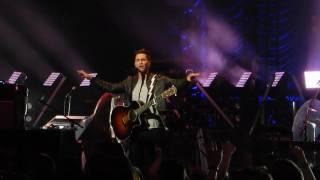 Andy Grammer - Back Home [ending]- Boston - 10/15/16