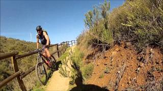 San Diego Mountain Biking - Switchbacks