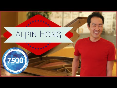 Interview with Alpin Hong