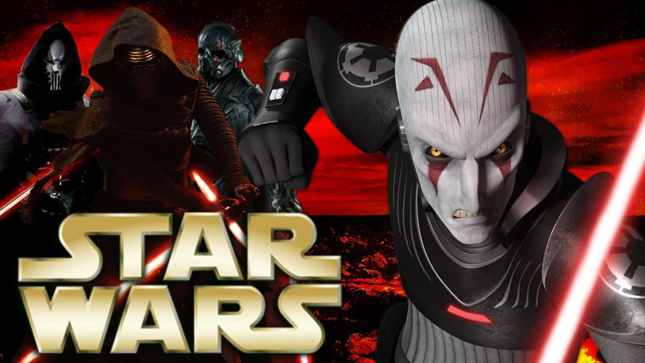 star wars episode 8 knights of ren inquisitor theory youtube. Black Bedroom Furniture Sets. Home Design Ideas