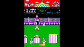 Circus Charlie (Arcade)