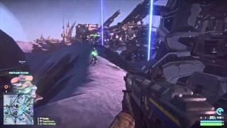 planetside 2 gameplay swedish