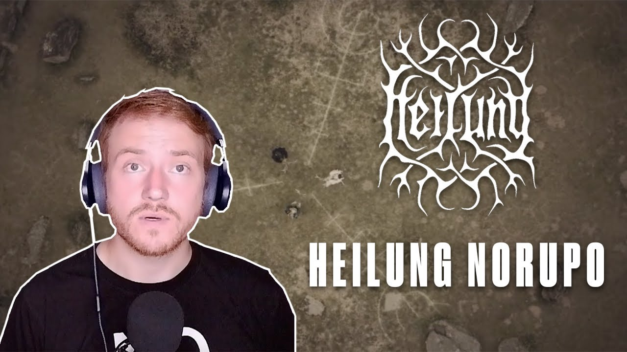 FIRST time REACTING to HEILUNG (Heilung Norupo) 🌲🥁🎤