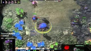 Telenorligaen våren 2015: StarCraft II runde 5, ExG.Civi vs. ROOT.SolO - kamp 1