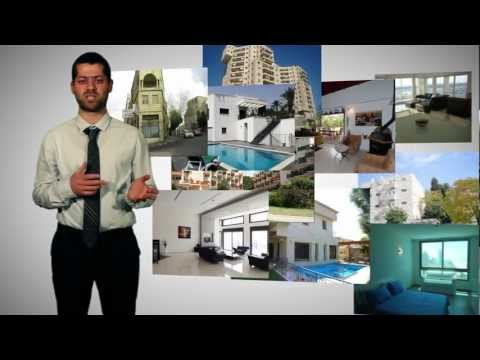 Living in Israel- Real Estate solutions