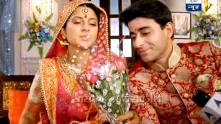 Who's trying to spoil Kumud and Saras' first wedding night?