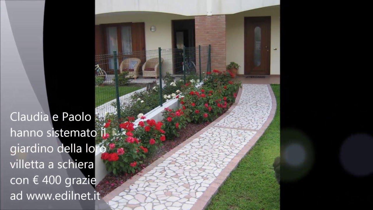 Costo Creazione Giardini - Edilnet.it - YouTube