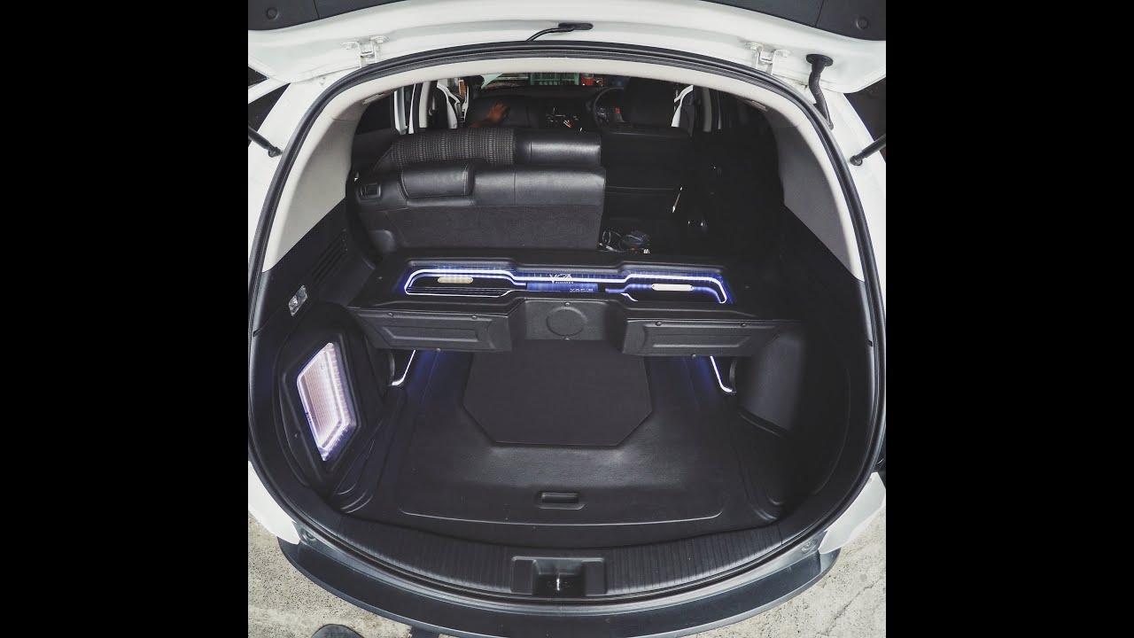 Kumpulan Modifikasi Audio Mobil Honda Jazz Rekanotomotif