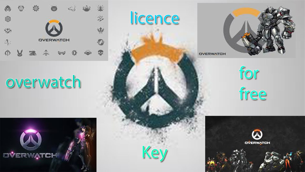 free license key for overwatch