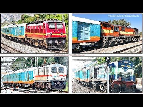 Bangalore gets 4 Semi-Luxury Trains | HUMSAFAR Express | Indian Railways
