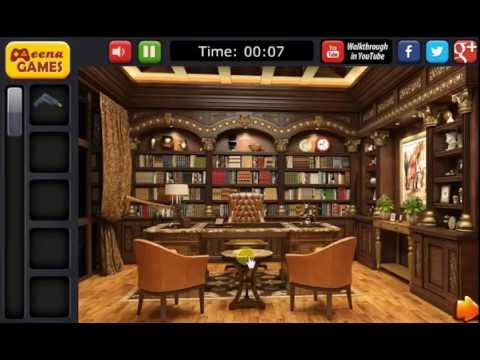 Luxury Office Escape Game Walkthrough - YouTube