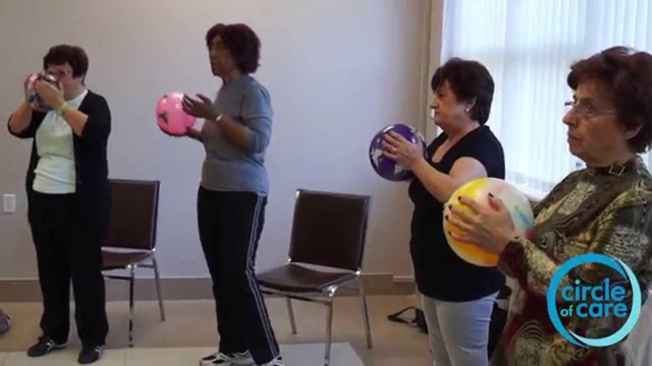 Sports for Seniors - Game On Toronto