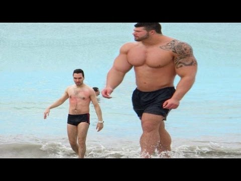 Top 10 Gigantes Reales. Personas Gigantes Reales  (2ª Parte)