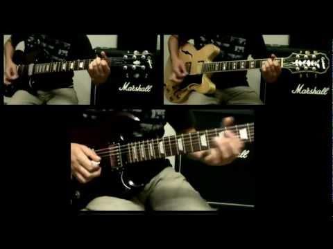 EVIL WALKS - AC/DC (cover)