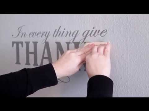 Update Your Wall Decor Easily With Vinyl Wall Decal Stickers