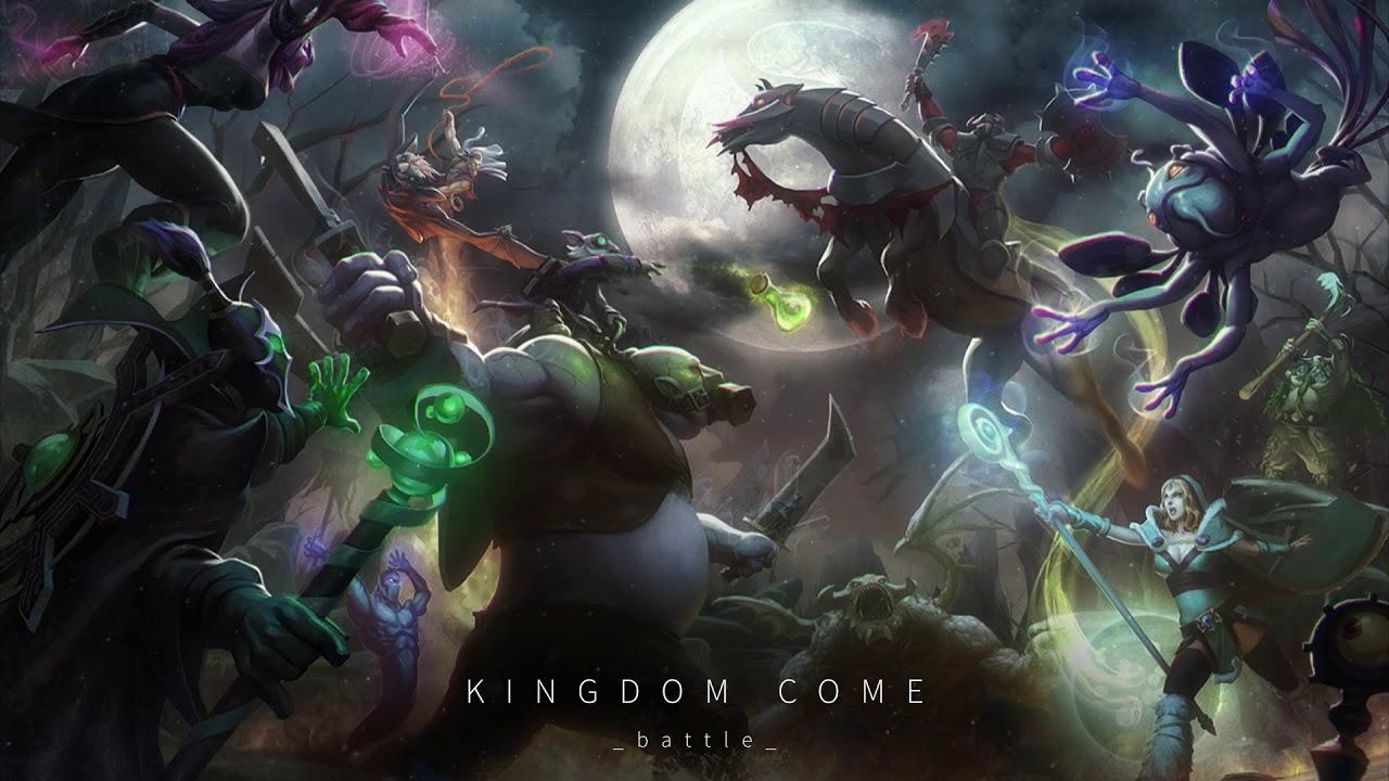 Thefatrat Kingdom Come Dota  Music Pack