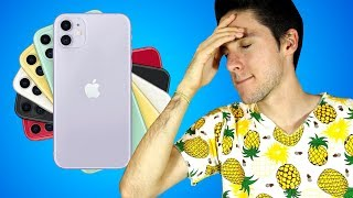 ¿El iPhone 11 es UNA BASURA?? 💩