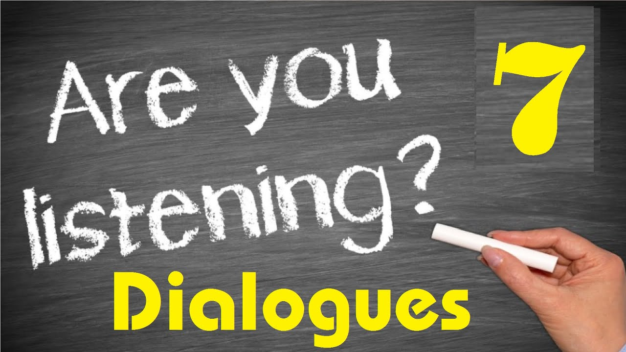 Download Learn English American ★ Advanced English ★ Practice English Conversations Dialogues 7✔