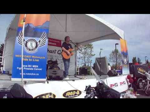 Ride to Live 2011 with TAL BACHMAN