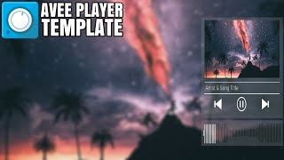 [FREE DOWNLOAD] MP3 Visual Avee Player Template   LINK IN DESCRIPTION