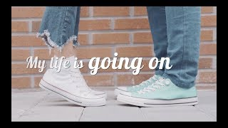 Burak Yeter & Cecilia Krull -  My Life Is Going On (DISCO'S HIT Remix) (Lyric Video)