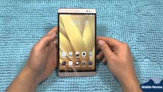 видеообзор Huawei mediapad X2