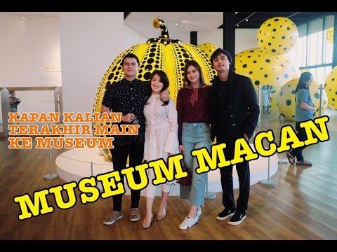 KE MUSEUM MACAN #VLOG #31