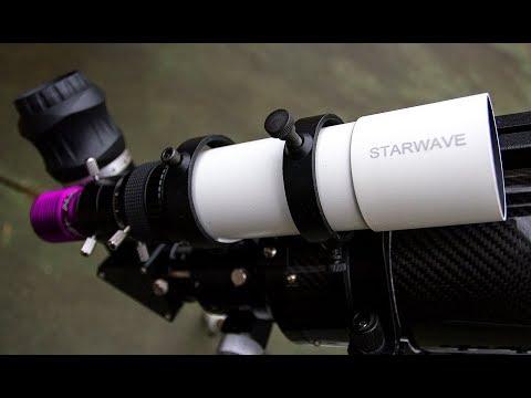 DSLR Astrophotography - New Autoguiding Camera & Telescope