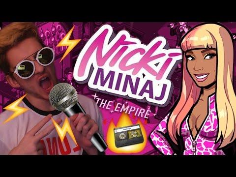 RAP BATTLING B*TCHES!! Nicki Minaj The Empire!