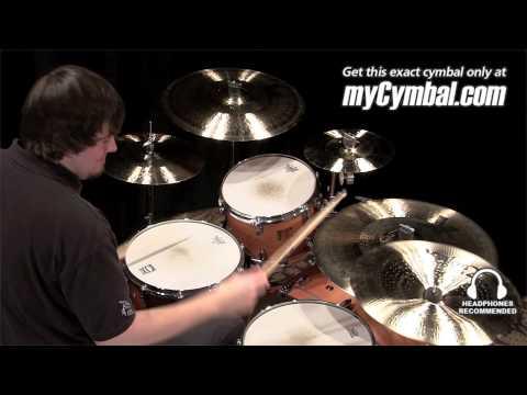 "Zildjian 17"" K Custom Dark China Cymbal (K0970-1010313G)"