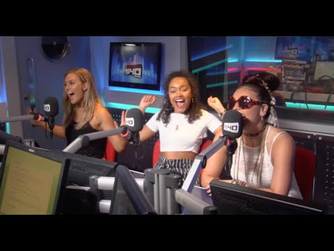 Little Mix - Vodafone Big Top 40 Web Chat