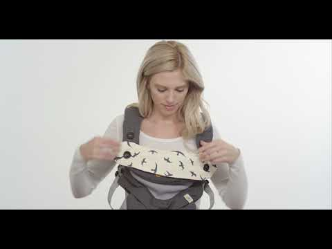 Drool & Teething Pad for Ergobaby  Four Position 360 Baby Carrier
