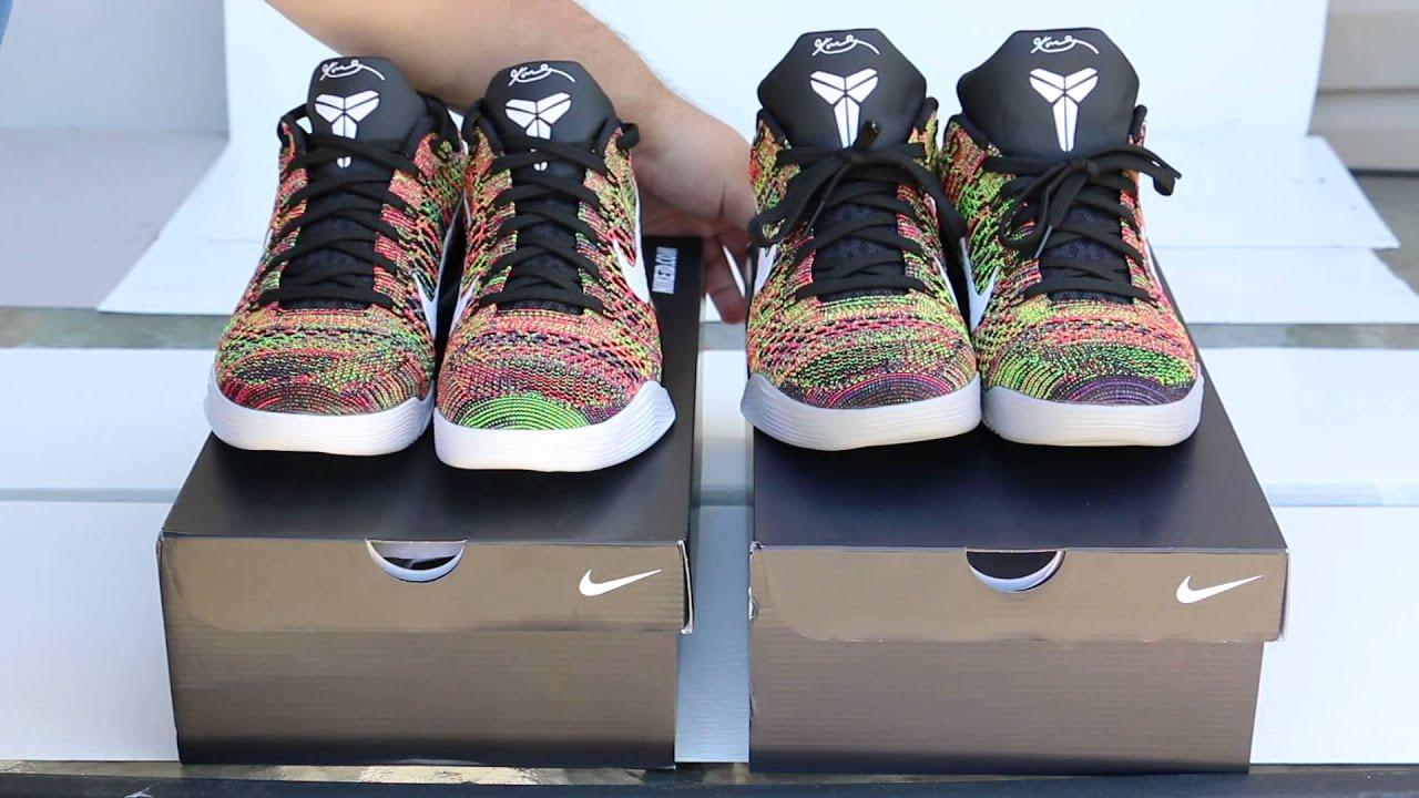 wholesale dealer 3b3ca 4b4f6 Nike Kobe 9 Elite Low ID QS