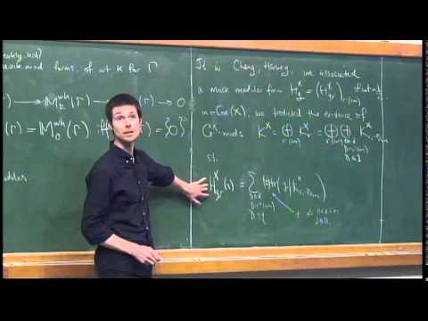 International Conference in Number Theory and Physics - John Duncan