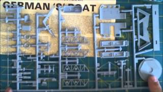 Airfix 1/72 German E-Boat - Schnellboot: Circa 1975: Kit Review