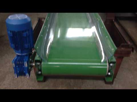Конвейеры ленточные для транспортировки табака
