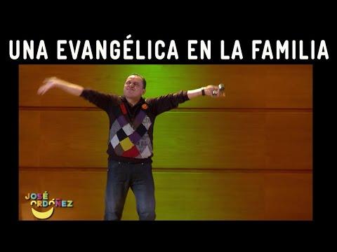 Una Evangélica en la familia | Emparejados 2 | José Ordóñez