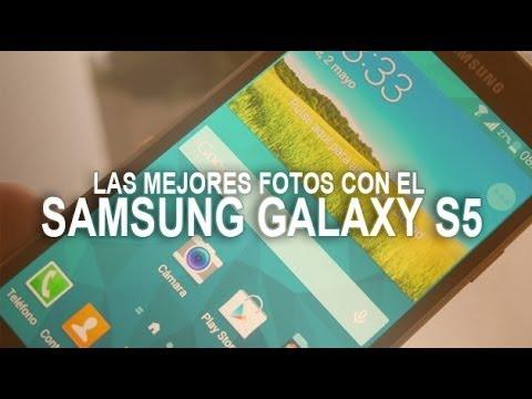 Samsung Galaxy S5, Cómo hacer buenas fotos con el HDR y el enfoque selectivo
