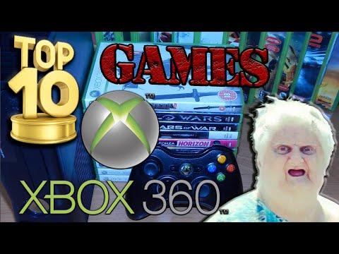 My Top 10 XBox 360 Games или во что поиграть? в какие игры Xbox 360 в 2020 году.