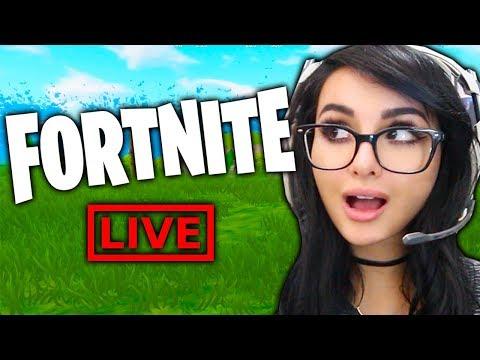 Fortnite: Battle Royale Gameplay (Livestream)