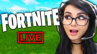 Fortnite: Battle Royale Gameplay (Livestream)