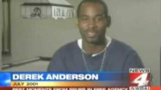 The Greedy Spur Derek Anderson