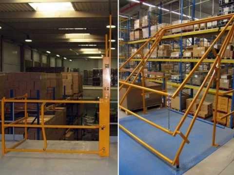Puertas barreras esclusas antica das y barreras de - Barrera de seguridad ...